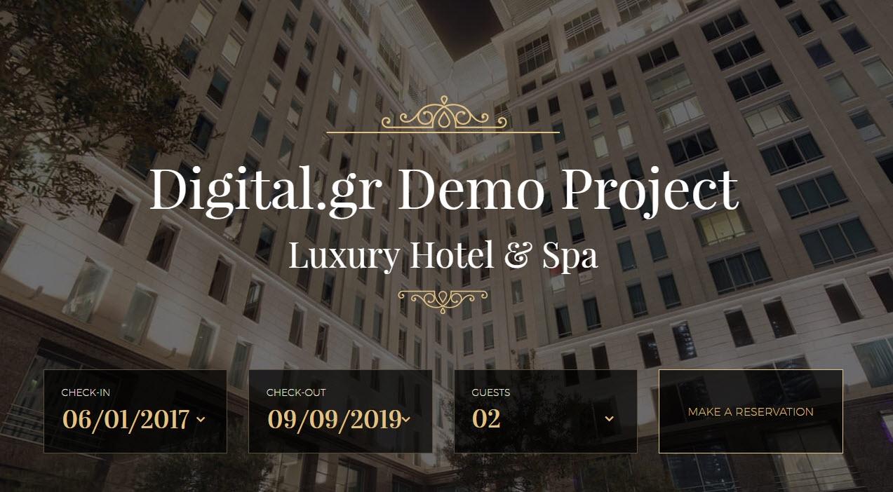Hotel Demo 01