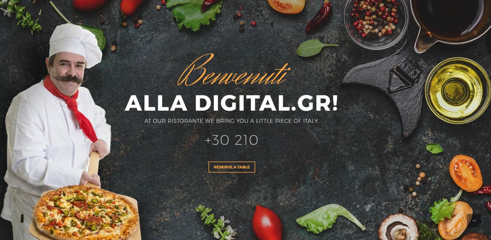 Restaurant Demo 01