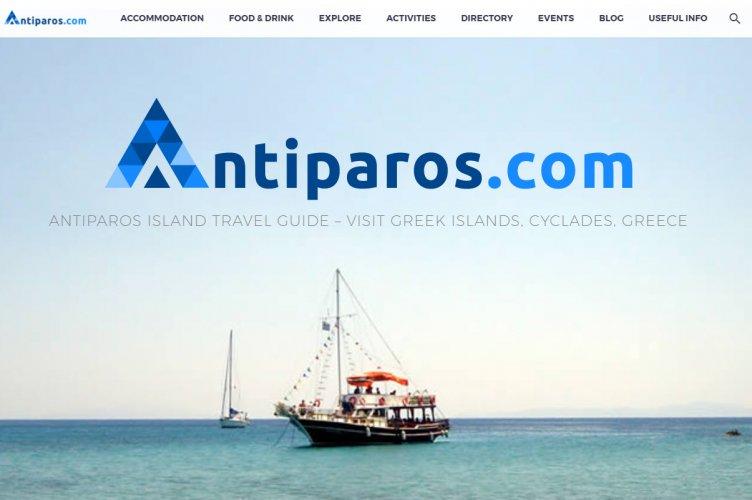 Antiparos.com